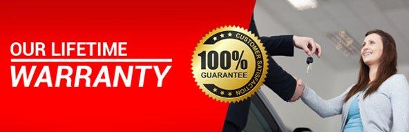 Our Lifetime Warranty